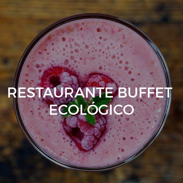 Restaurante Buffet ecológico
