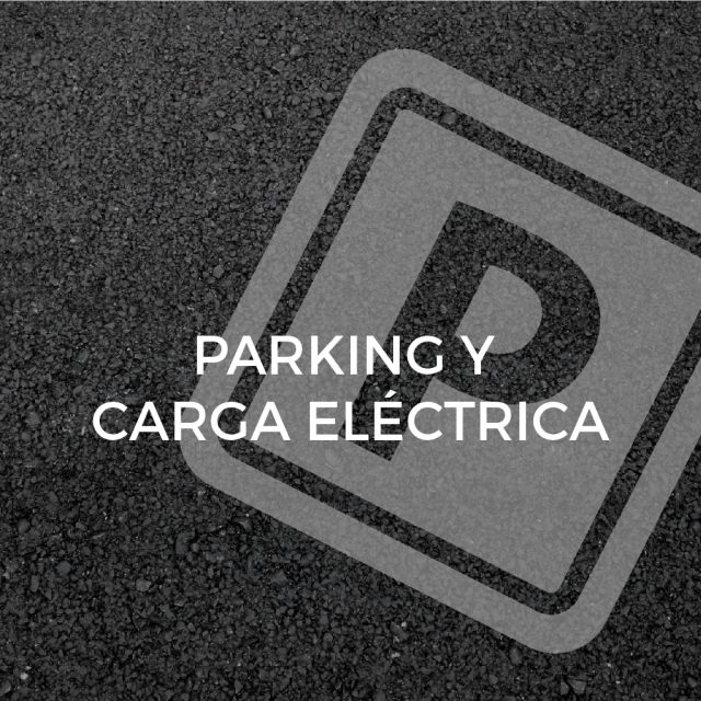 Parking y carga eléctrica