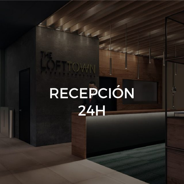 Recepción 24h