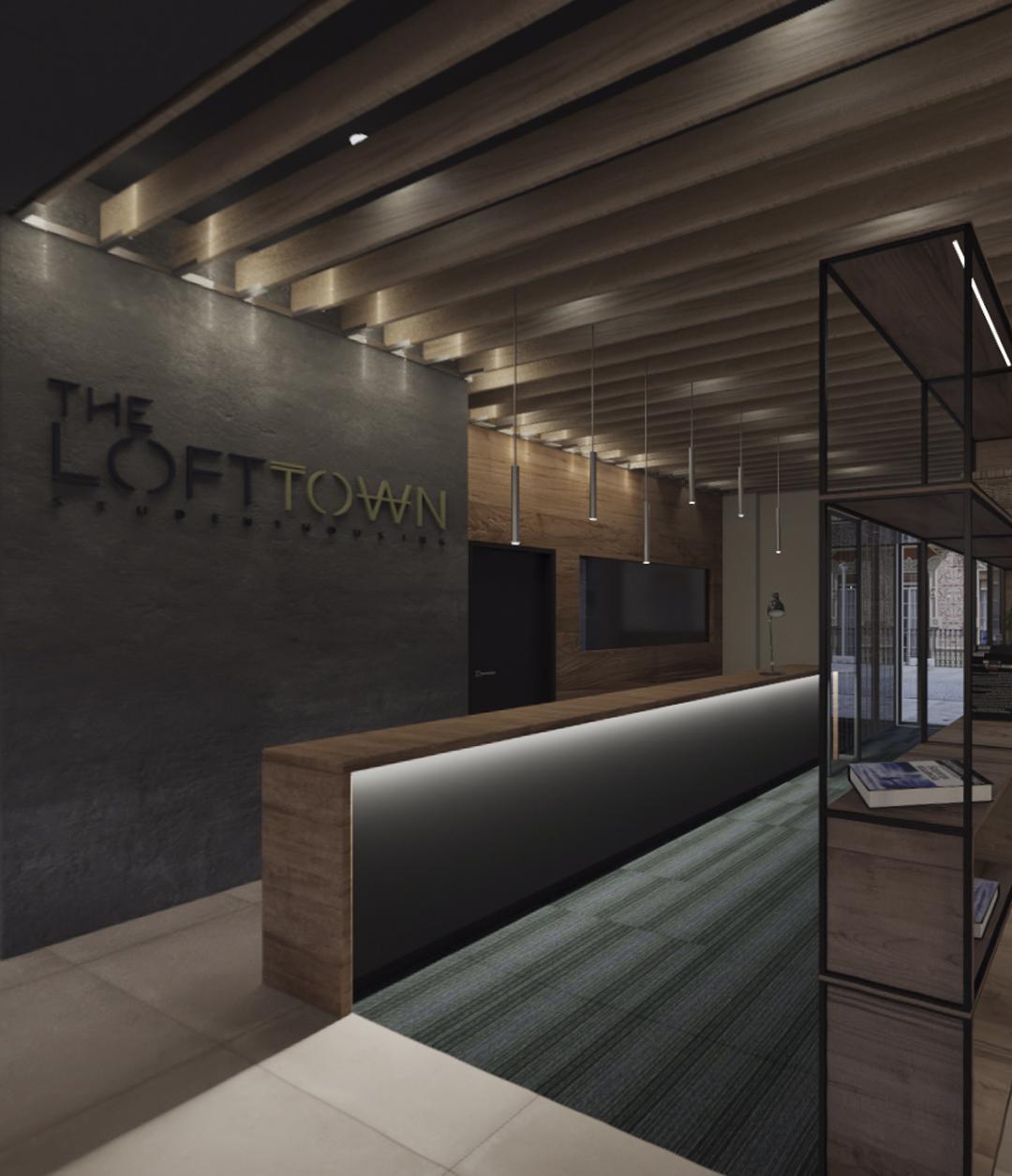 Sobre The Lofttown