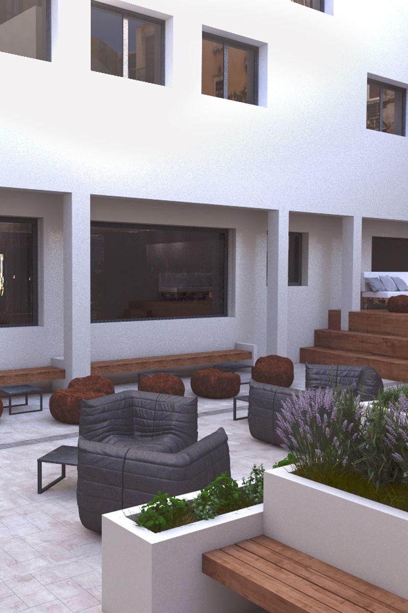 Studen accommodation barcelona - student housing