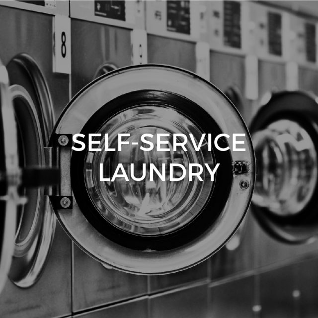 Self-service laundry