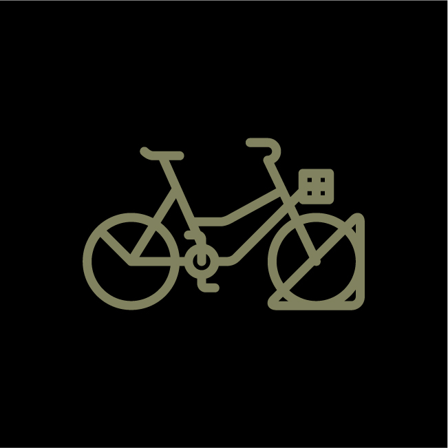 PARKING FOR YOUR BICYCLE