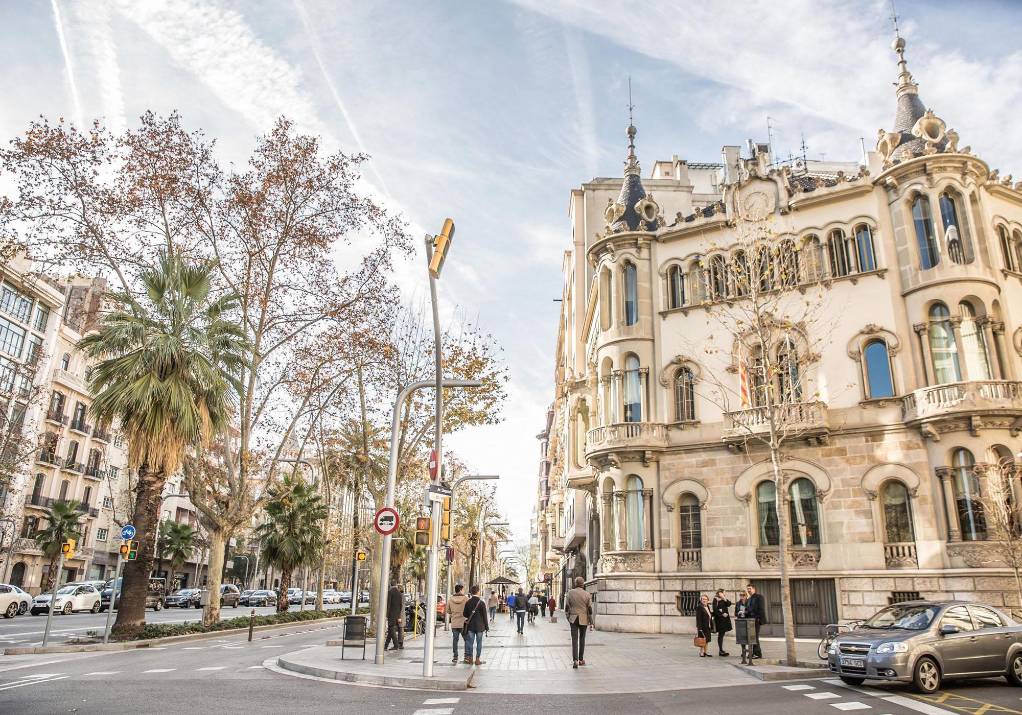residencia de estudiantes en Barcelona
